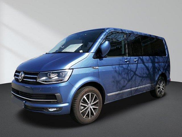 Volkswagen - NFZ Multivan Highline Motor: 2,0 l TDI EU6 SCR BlueMotion Technology Getriebe: 7-Gang-Doppelkupplungsgetriebe Radsta ,
