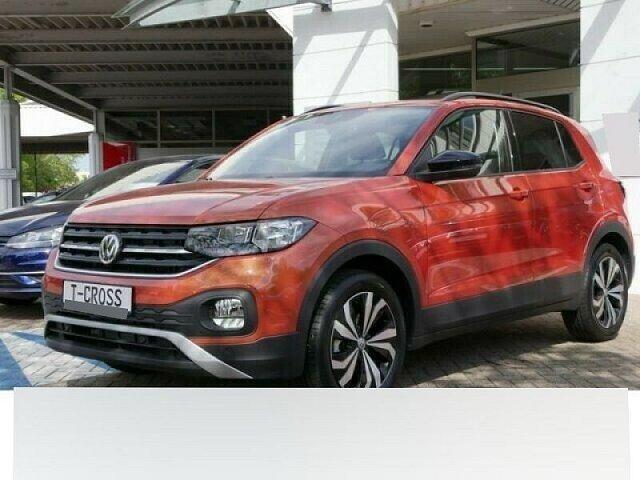 Volkswagen T-Cross - Life 1.0 l TSI 6-Gang ACC / Navi Winterpaket