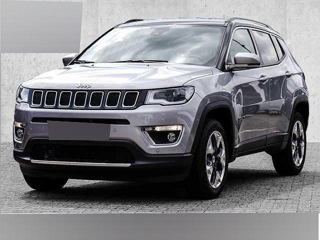 Jeep Compass - 1.4 MultiAir Active Drive Automatik Navi