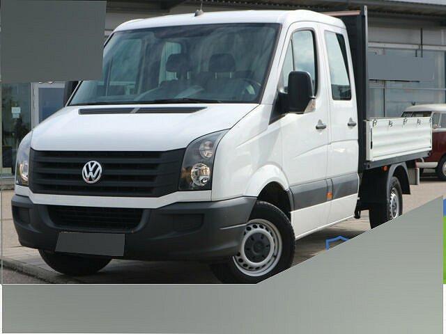 Volkswagen Crafter - 35 2.0 TDI DOKA MR PRITSCHE KLIMA+7-SIT