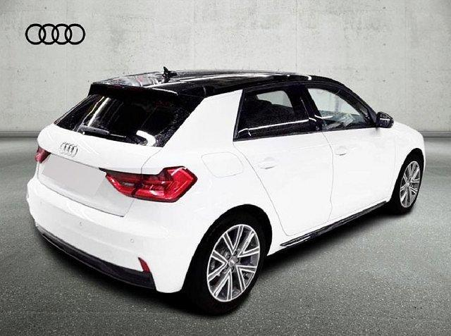 Audi A1 Sportback 35 TFSI Advanced Black LED+ Navi+