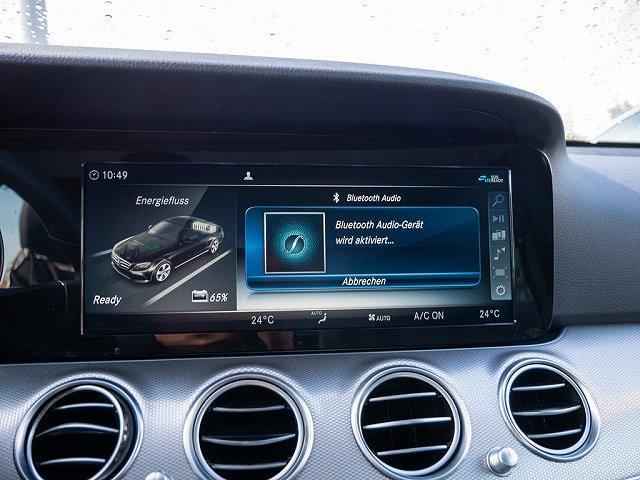 Mercedes-Benz E-Klasse - E 300 Avantgarde Distronic+Comand Memory 360