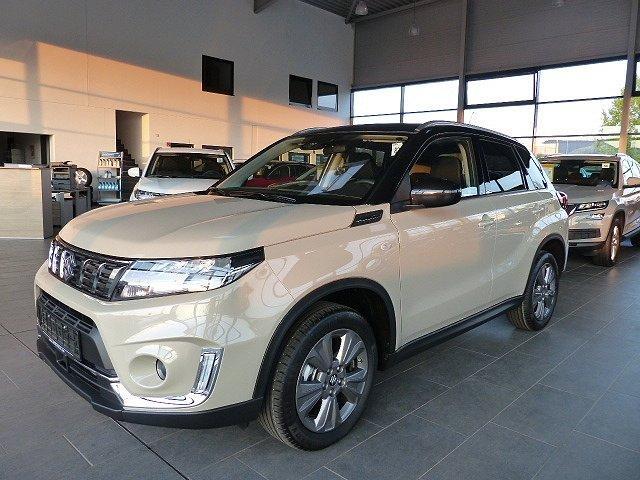 Suzuki Vitara - 1,4 4WD Hybrid SOFORT LED Navi Kamera DAB Sitzh Alu 17'' BluetoothTemp