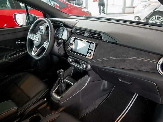 Nissan Micra - DIG-T 117 N-Sport Winter Sound Paket