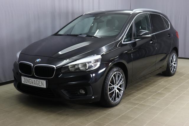 BMW 2er Active Tourer - 218i Advantage 1.5 150PS, Klimaautomatik, Navigationssystem, Lederlenkrad, PDC hinten, Sitzheizung, Licht & Regensensor, Nebelscheinwerfer, 17 Zoll Leichtmetallfelgen, uvm.