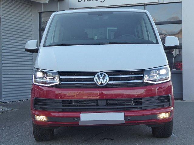 Volkswagen T6 Multivan - Comfortline TDI DSG +LED+ACC+KAMERA+