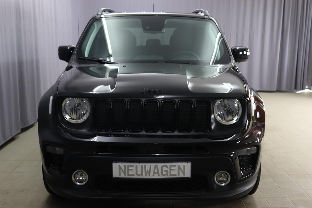 Renegade 1,0 GSE 88kW 120PS T3 Night Eagle876 Carbon Black230