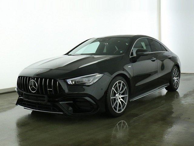 Mercedes-Benz CLA-Klasse AMG - CLA 45 4M+ Fahr-Ass Pano 360° HUD Multibeam