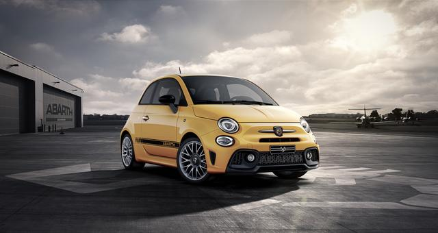 Abarth 595 - Sie sparen 5.880€ 1,4 T-Jet Navigationssystem, DAB, MJ 2020, Apple CarPlay, 17