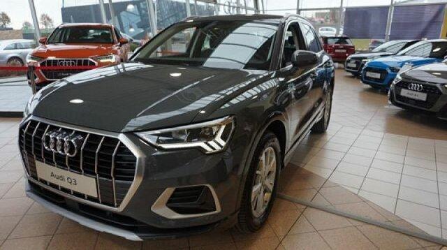 Audi Q3 - advanced 35 TFSI S tronic LED/Leder/Virtual