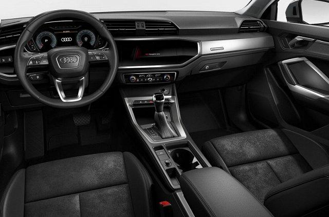 Audi Q3 Sportback S line 35 TFSI tronic LED/AHK/Assist/Navi