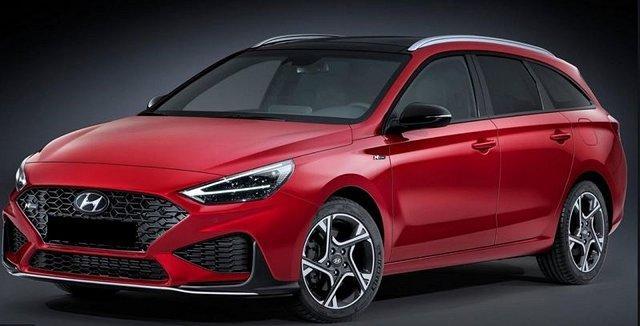 Hyundai i30 Kombi - 159PS AT N-Line n. Modell! LED*Cam*Nav