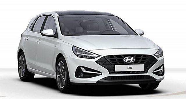 Hyundai i30 - 136 PS Diesel n. Modell! LED*Kamera*Nav uvm!