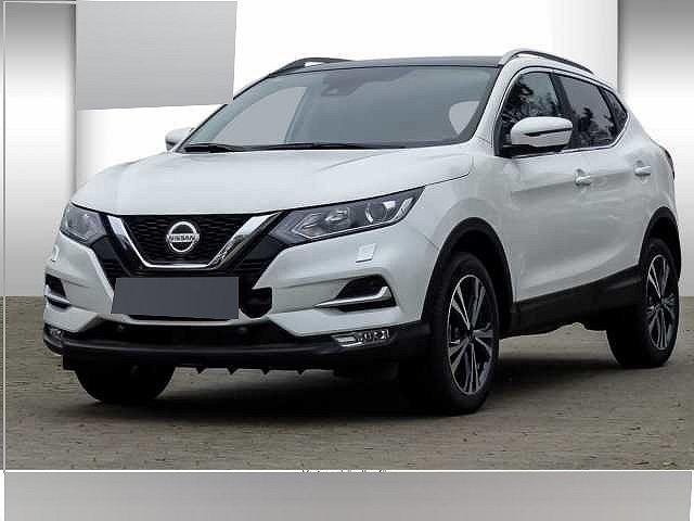 Nissan Qashqai - 1.3 DIG-T DCT N-CONNECTA Design + Winter-Paket