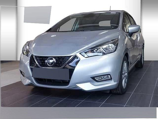 Nissan Micra - IG-T 100 Xtronic N-Connecta NAVI