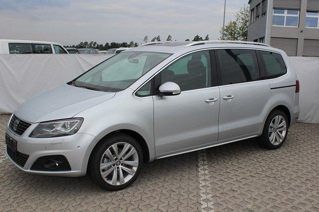 Seat Alhambra - Style Benziner 1.4 TSI 6-Gang-DSG