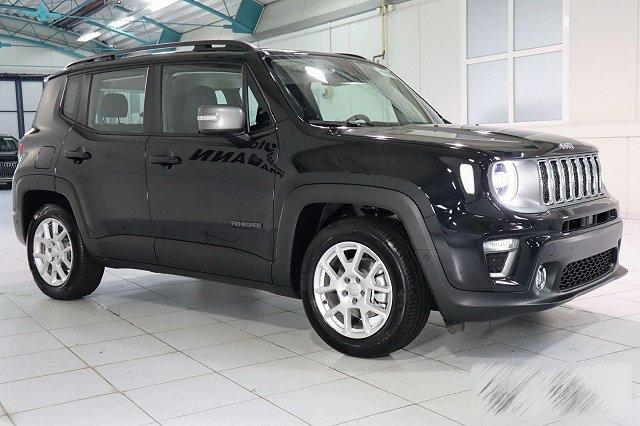 Jeep Renegade - 1,3 T-GDI 2WD LIMITED DDCT MJ 2020