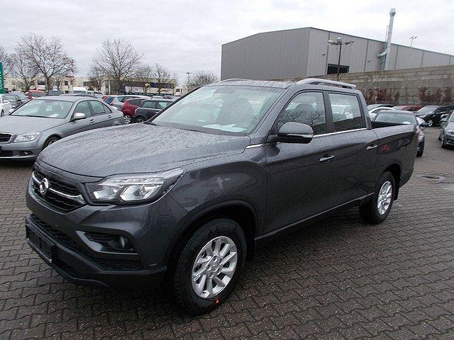 Ssangyong Musso - Grand 2.2 Automatik, 4 WD, Navi, Sperrdiff.