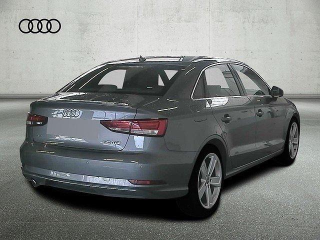 Audi A3 Limousine 30 TDI S tronic Design Navi DAB 18 Zo