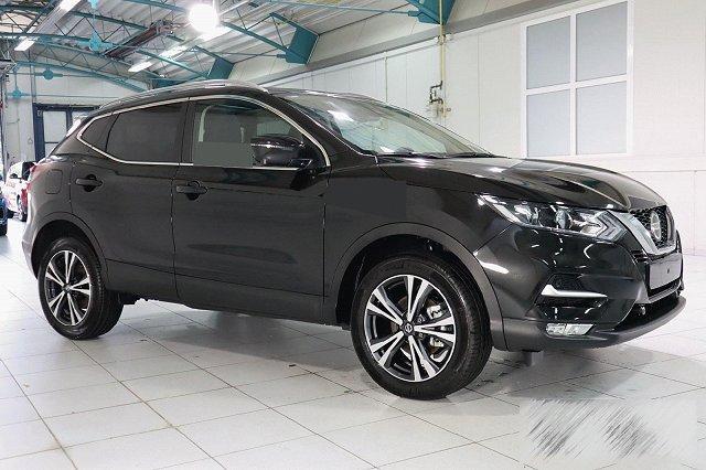 Nissan Qashqai - 1,3 DIG-T N-CONNECTA PANORAMA RELING WINTER