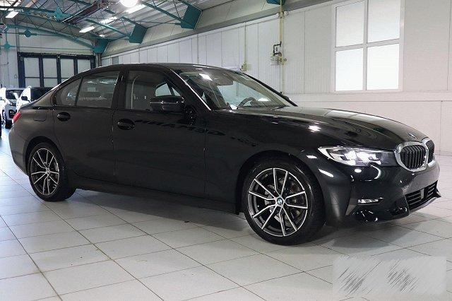 BMW 3er - 320D AUTO. SPORT LINE NAVI LED P-ASSIT KAMERA LM18