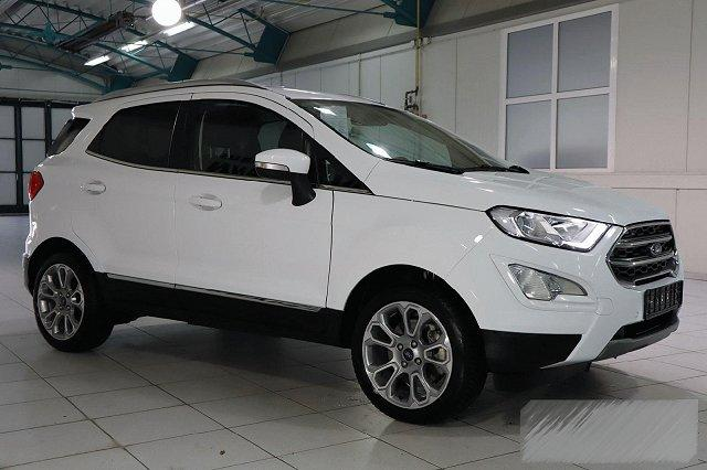 Ford EcoSport - 1,0 ECOBOOST TITANIUM NAVI BO LM17 AHK