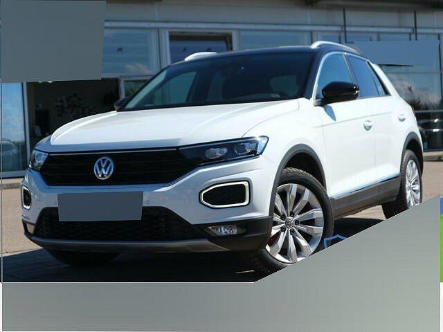 Volkswagen T-Roc - 1.5 TSI DSG SPORT NAVI+LED+AHK+KAMERA+BLUE