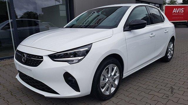 Opel Corsa - F Elegance*LED*16Zoll*Shzg*Teilleder*ACA*