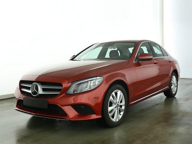 Mercedes-Benz C-Klasse - C 200 d Avantgarde Abstandstemp. LED Navi Kamera
