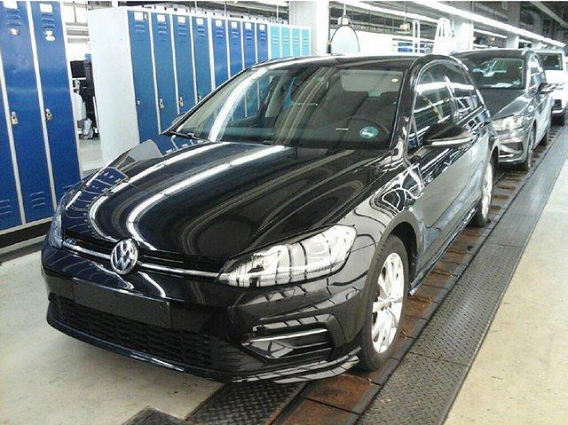 Volkswagen Golf - VII 2.0 TDI DSG Highline R Line LED Navi AHK