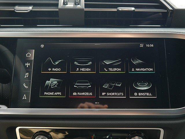 Audi Q3 40 TDI Q S tronic line Navi LED DAB AHK Assis