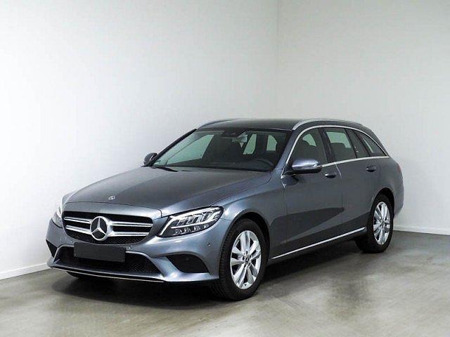Mercedes-Benz C-Klasse - C 200 d T Avantgarde LED Navi Kamera SHZ Einpark