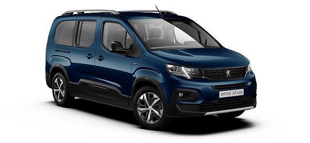 Peugeot Rifter - L2 GT-Line 1.5 BlueHDi StartStop 96kW