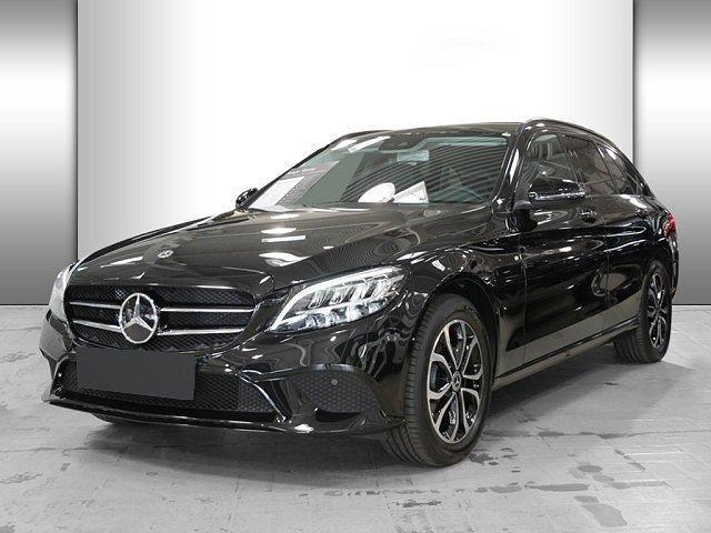 Mercedes-Benz C-Klasse - C 180 T Avantgarde 9G Night LED+ Navi Kamera SHZ