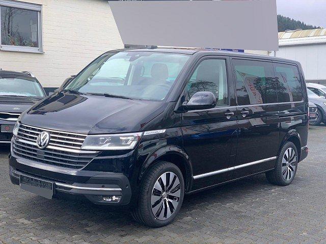 Volkswagen T6 Multivan - T6.1 Highl. 4Motion DSG Sofort+Voll!