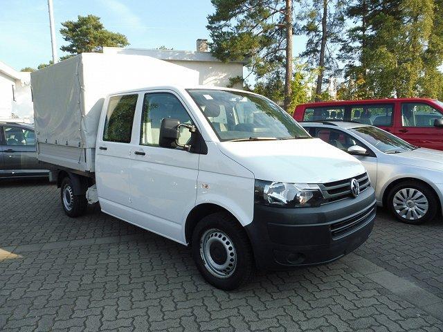Volkswagen - T5 Doka LANG 2.0 TDI*4-MOTION*/KLIMA/PLANE