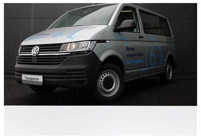 Volkswagen - Kombi 9-Sitzer, Radio, LichtSicht, Sitzheizung