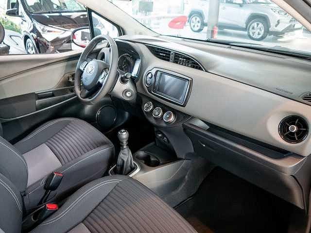 Toyota Yaris - 1.5 Dual-VVT-iE Comfort 5-Türer Connect