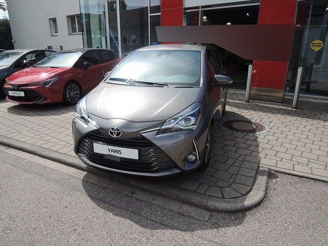 Toyota Yaris - 1,5-Dual-VVT-iE Y20 Team Deutschland (XP13)