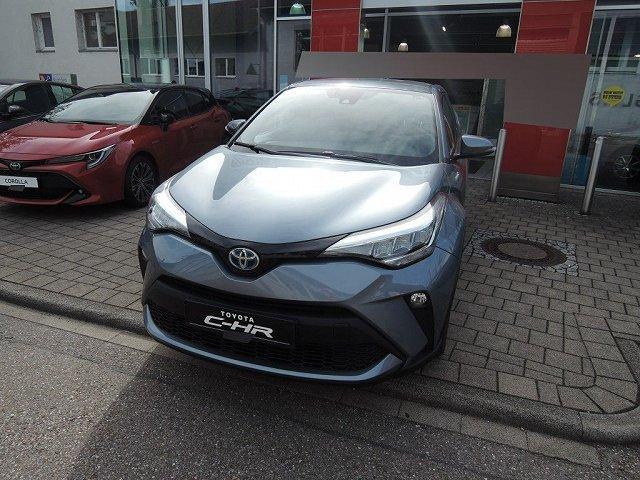 Toyota C-HR - Hybrid Team Deutschland