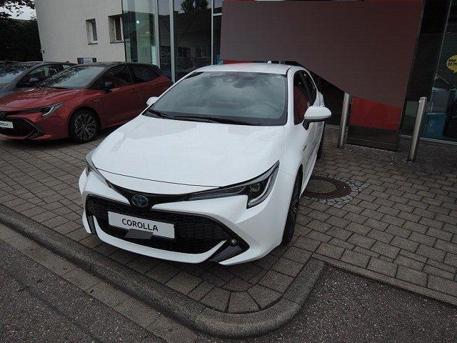 Toyota Corolla - 1.8 Hybrid Team Deutschland