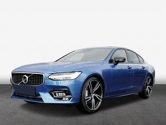 Volvo S90 - D5 AWD Geartronic R Design B6W Standhzg.