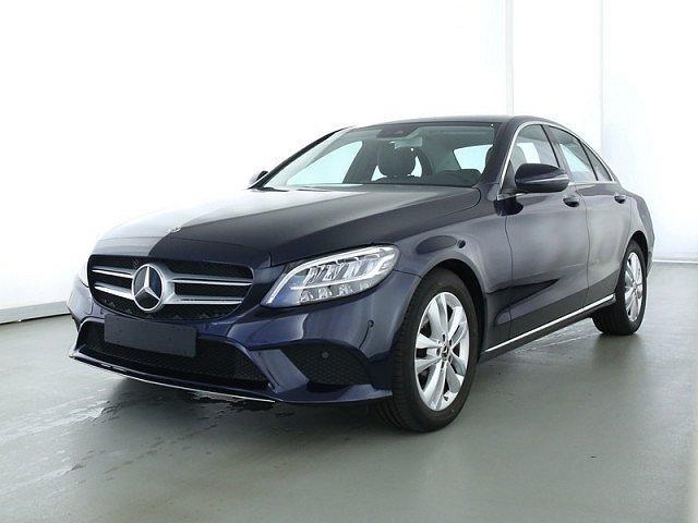 Mercedes-Benz C-Klasse - C 180 Avantgarde LED+ Navi Kamera SHZ Klima BT