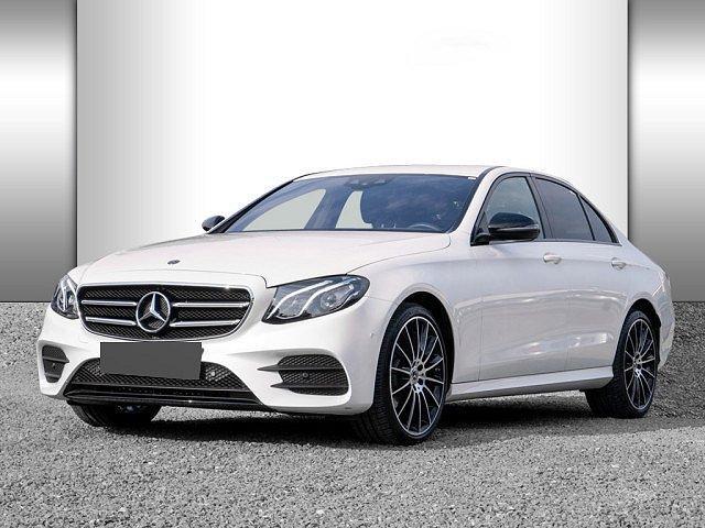 Mercedes-Benz E-Klasse - E 220 d AMG Line 4M Night LED Navi Kamera Totw.