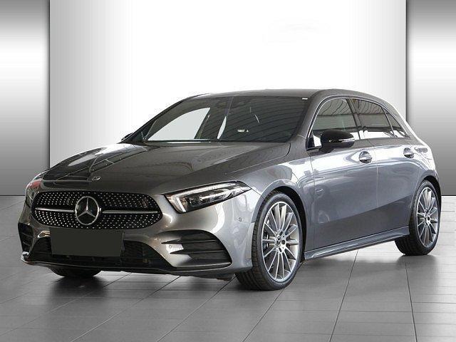 Mercedes-Benz A-Klasse - A 250 4M AMG Line Night HUD Fahr-Ass Multibeam
