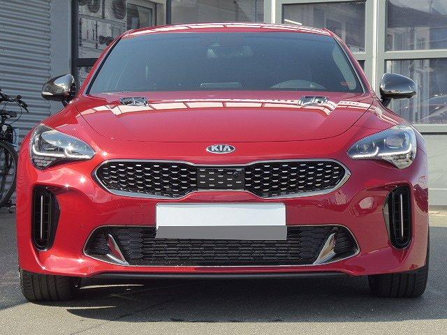 Kia Stinger - V6 GT 4WD +19ZOLL+DAB+NAVI+HEAD UP+LEDER