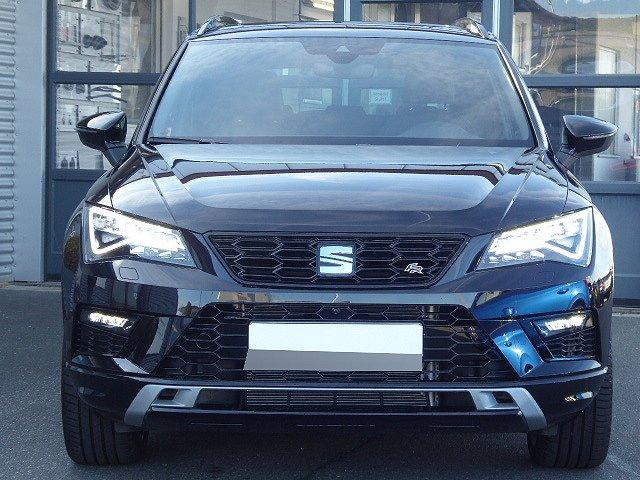 Seat Ateca - FR 4Drive TDI DSG +19 ZOLL+PANORAMA+AHK+BE