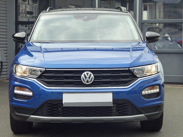 Volkswagen T-Roc - Style TSI +AHK+ACC+ZWEIFARBIG+DACH SCHWARZ
