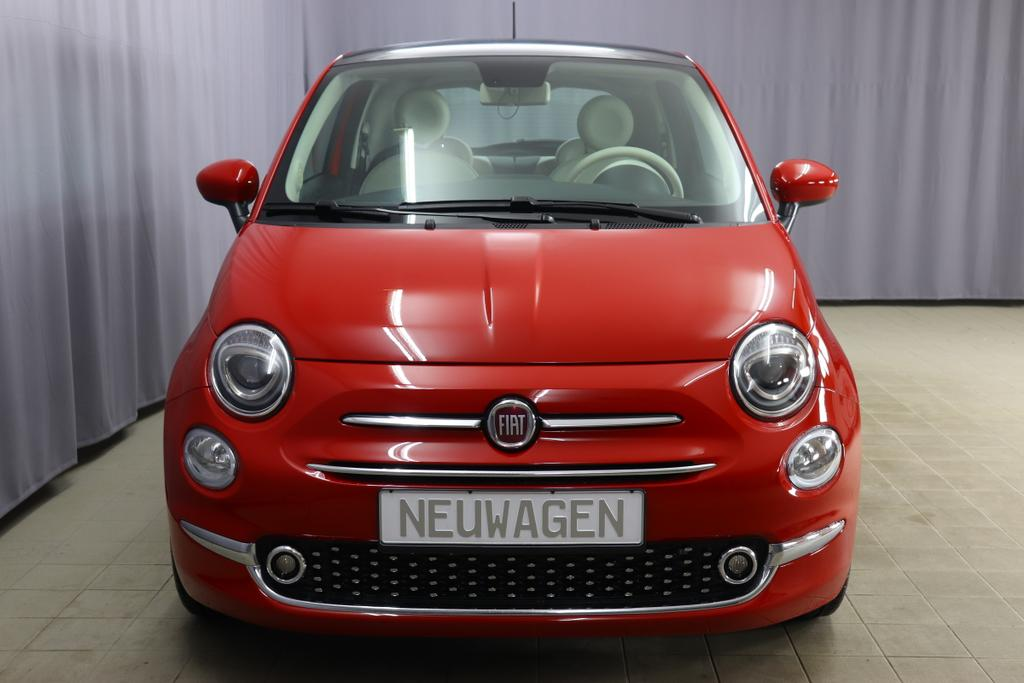 Fiat 500 1,2 8V S&S  Dualogic Lounge 51kW 69 PS	Re da / bez. 21.9.