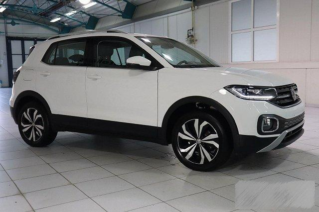 Volkswagen T-Cross - 1,0 TSI OPF STYLE NAVI KLIMA LED LM17